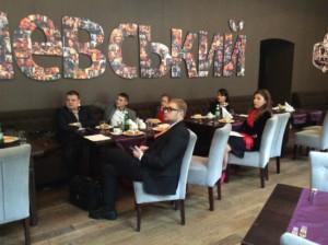 Бізнес-сніданок