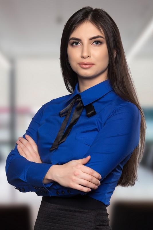 Kateryna Dyukaryeva
